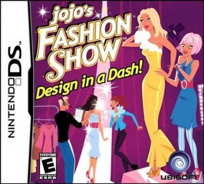 Jojo S Fashion Show Design In A Dash Nintendo Ds Nds Rom Download Wowroms Com